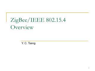 zigbee-802.15.4