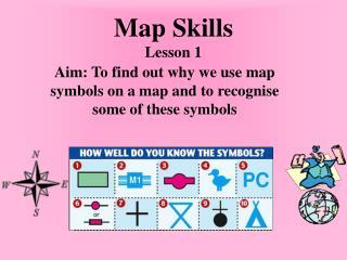 Map Skills Lesson 1
