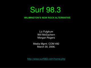 Surf 98.3