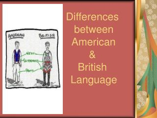 Differences  between  American  &  British  Language