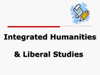 Integrated Humanities