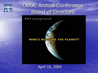OEOC Annual Conference Board of Directors