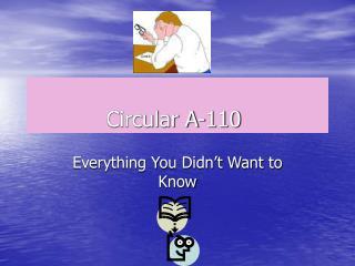 Circular A-110