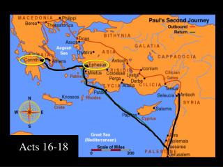 Paul Journey 2
