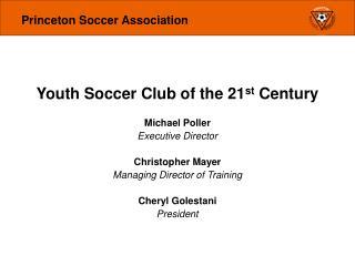 Princeton Soccer Association