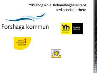 Yrkeshögskola  Behandlingsassistent   psykosocialt arbete