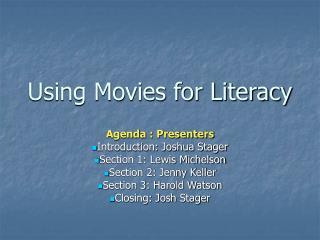PowerPoint Presentation: