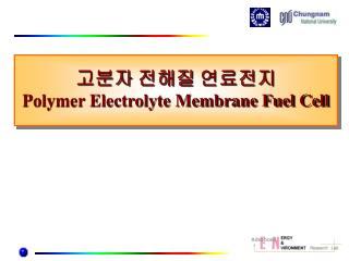 고분자 전해질 연료전지 Polymer Electrolyte Membrane Fuel Cell