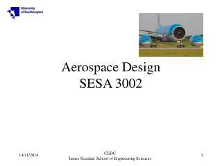 Aerospace Design SESA 3002