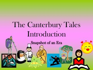 The Canterbury Tales Introduction