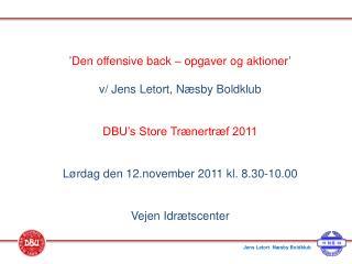 Jens  Letort Næsby Boldklub