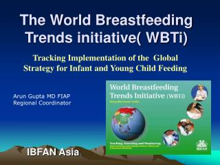 The World Breastfeeding Trends initiative WBTi