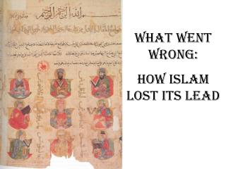 How Islam Lost Its Lead