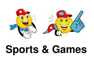 Sports & Games