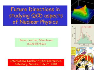Future Directions in  studying QCD aspects of Nuclear Physics