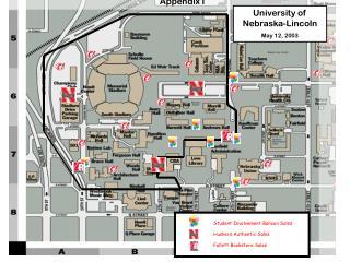 University of Nebraska-Lincoln  May 12, 2003