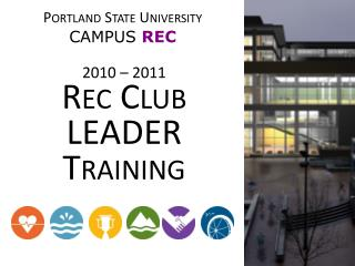 Portland State University CAMPUS  REC