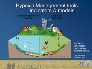Hypoxia Management tools: 	indicators & models