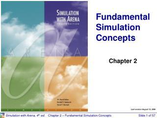 Fundamental Simulation Concepts