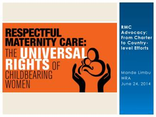 HPP strengthens maternal health