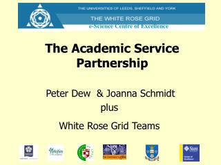 The Academic Service Partnership