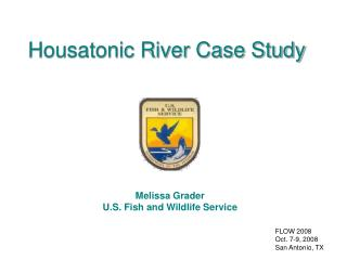 Housatonic River Case Study