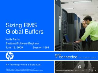 Sizing RMS Global Buffers