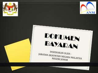 DOKUMEN BAYARAN