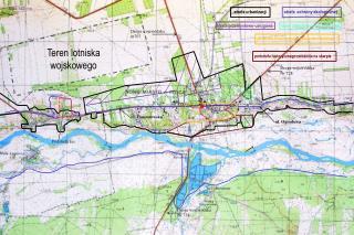 -strefa urbanizacj i                  strefa  ochrony ekologicznej