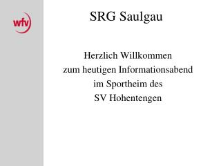 SRG Saulgau