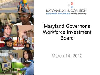 Maryland Governor's Workforce Investment Board