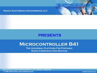 Kedah Electronics Engineering