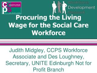 Procuring the Living Wage for the Social Care Workforce