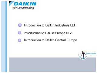 Introduction to Daikin Industries Ltd.