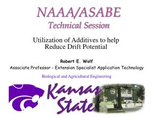 NAAA/ASABE Technical Session