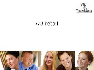 AU retail