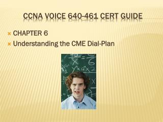 CCNA Voice 640-461 Cert Guide
