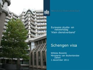 Euraxess studie -  en  netwerkdag 'Klein  dienstverband '