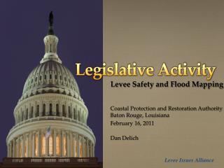 Legislative Activity
