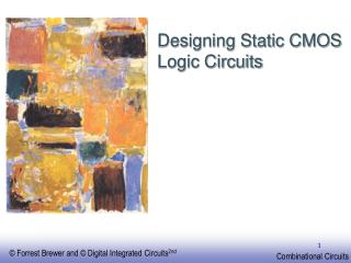 Designing Static CMOS Logic Circuits