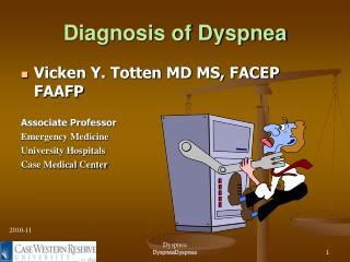Diagnosis of Dyspnea