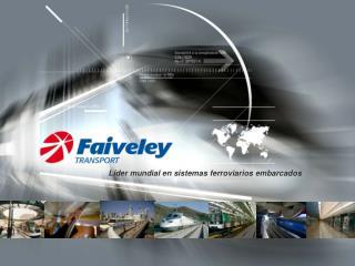 Líder mundial en sistemas ferroviarios embarcados