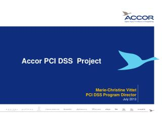 Accor PCI DSS  Project
