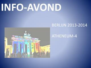 BERLIJN 2013-2014 ATHENEUM-4
