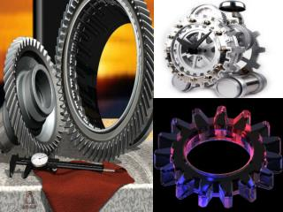 انواع چرخ دنده ها و روشهای تولید آن ها حمید رضا انوری رشته ی: ساخت و تولید