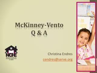 M cKinney-Vento Q & A