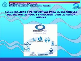 Rep�blica Bolivariana de Venezuela Ministerio del Ambiente y de los Recursos Naturales
