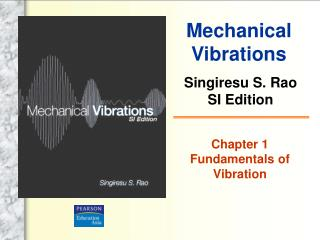 Chapter 1 Fundamentals of Vibration