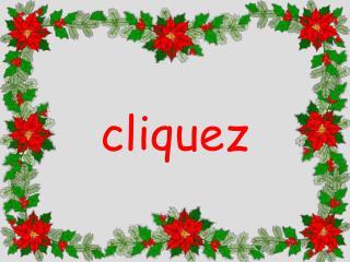 Cliquez