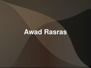 Awad Rasras Entrance In University Of Kansas
